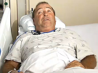 Tulsa Semi-Truck Driver Puts His Own Life in Danger When He Deliberately Crashes Vehicle to Save Bystanders
