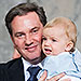 The Bathroom Item That Kept 11-Month-Old Prince Nicolas Quiet During the Royal Christening