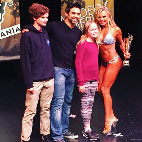 Tamra Judge Wins First Fitness Competition Shes Ever