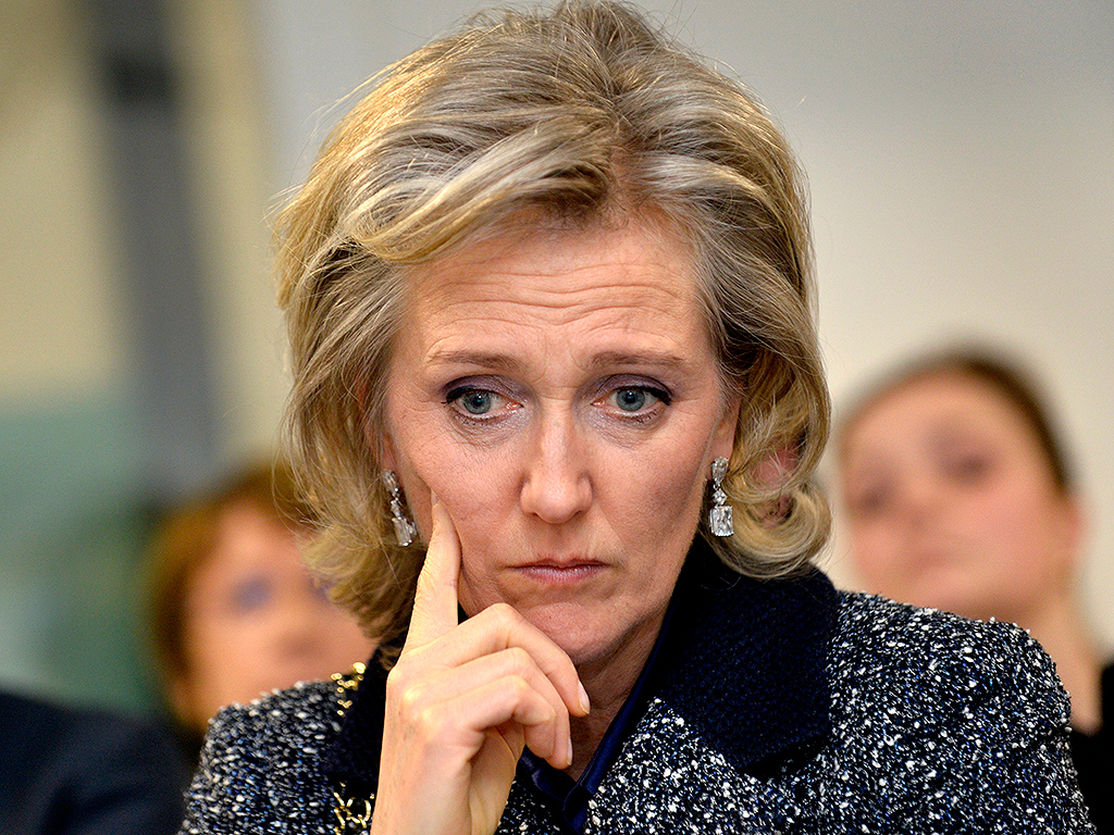 Princess Astrid of Belgium Robbed in Paris While Stuck in Traffic