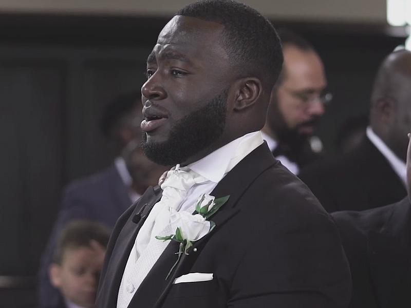 Deku wedding