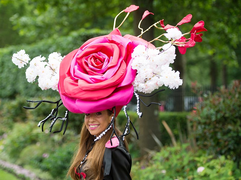 hats for royal ascot
