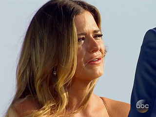 WATCH: The Bachelorette's JoJo Fletcher Has a Panic Attack over Sending Home a Man She Loves – 'I'm Making a Mistake'