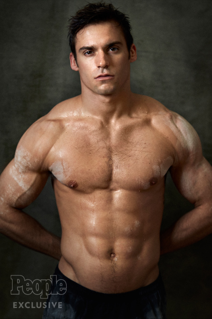sam mikulak on diet to get his washboard abs and dreams of