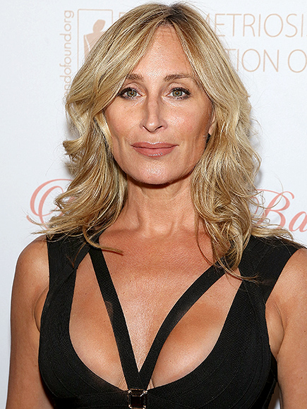 Bethenny Frankel Sonja Morgan Tipsy Girl Vs Skinnygirl