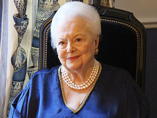 Gone With the Wind Star Olivia de Havilland Talks with PEOPLE on Her 100th Birthday
