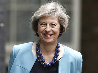 Who Is Theresa May? 5 Things to Know About Britain's Potential Future Prime Minister (Including Her Wild Shoes!)