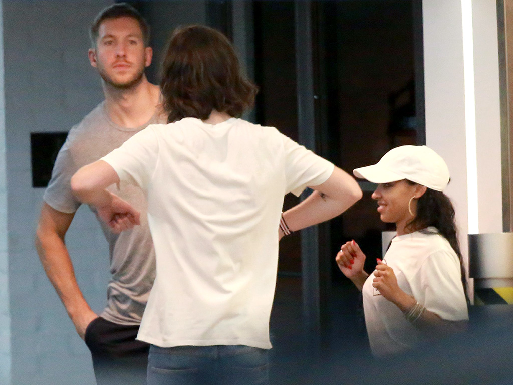 Calvin Harris Talks Dating Taylor Swift for the First Time!: Photo ...