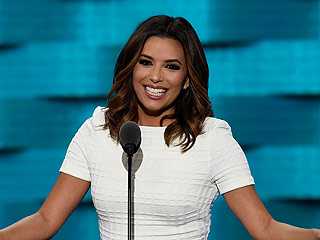 Eva Longoria Takes Aim at Trump During DNC Speech: 'My Family Never Crossed a Border, the Border Crossed Us'
