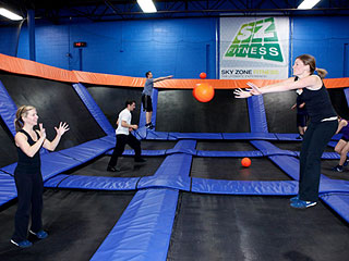 We Tried This High-Intensity Trampoline Workout that Claims to Torch 1,000 Calories
