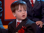 WATCH: Adorable <em>Baby Bachelorette</em> Contestant Laments He'll Be 'Single Forever' During <em>Boys Tell All</em>