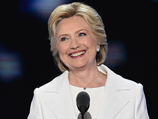 Hillary Clinton's DNC Pantsuit Is Her Most Powerful Yet: Here's Why