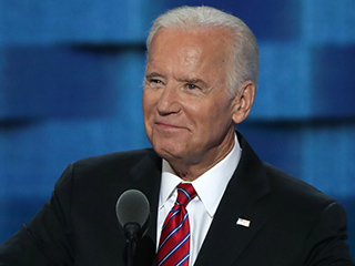 'Middle-Class Joe' Biden Rips Into Donald Trump as 'A Bunch of Malarkey'