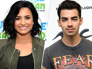 Friendly Exes! Joe Jonas and Demi Lovato Sing Their Duet 'Gotta Find You' at Her Washington D.C. Concert