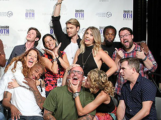 The One Tree Hill Cast Reunion Included Gavin DeGraw Karaoke, Dare Night and All Your Favorite Ravens