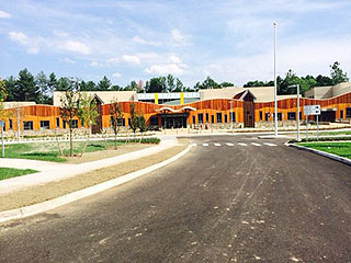 New Sandy Hook Elementary School Open to Public Nearly Four Years After Deadly Massacre
