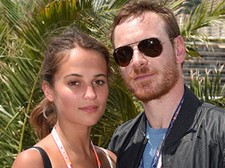 Alicia Vikander and Michael Fassbender Talk Playing Husband and Wife in New Film: We 'Supported Each Other'