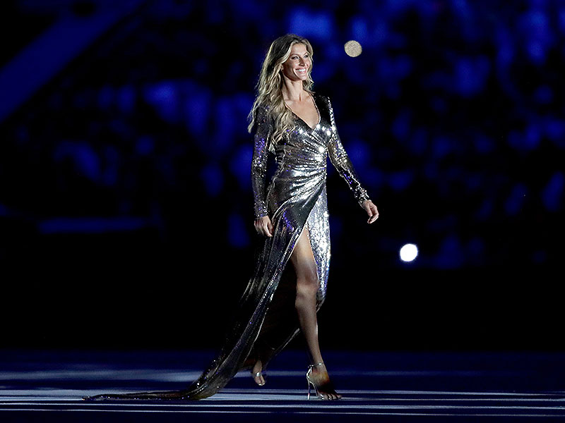 Opening Ceremony: Rio 2016 Games Begin with Gisele Bundchen