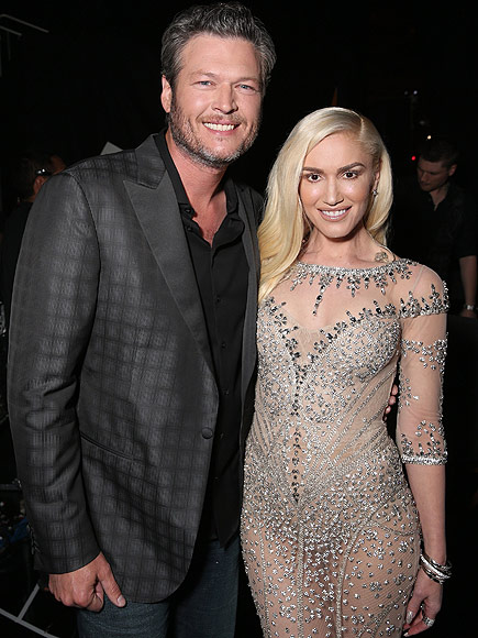 How Blake Shelton and Gwen Stefani 'Rescued Each Other' : People.com