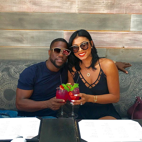 Kevin Hart Married Eniko Parris
