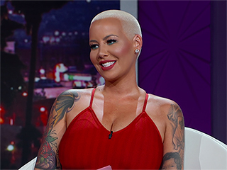 Amber Rose Doesn't Know How Many People She's Slept With: 'I'm Not Going to Sit There and Count'