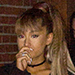Ariana Grande and Mac Miller Party in New York City Ahead of Her VMA Performance
