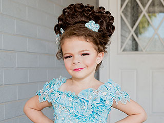 How 5-Year Old Toddlers and Tiaras Star Cadence Schutter Survived an Extremely Rare Form of Cancer That Developed Before She Was Born