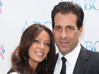 RHOBH's Carlton Gebbia Is Still Living with Husband amid Separation 'for the Wellness of Their Children'