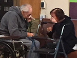 Couple of 62 Years Share Heartbreaking Farewell as They're Forced to Live in Separate Nursing Homes