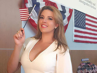 Former Miss Universe Alicia Machado Speaks Out After Donald Trump Continues to Attack Her Weight