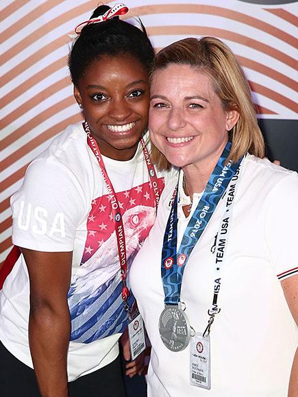 Simone Biles Splits From Longtime Coach Aimee Boorman