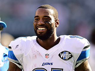 From Football to Foxtrot! Calvin Johnson Is Dancing with the Stars' Newest NFL Contestant