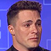 Colton Haynes Breaks Down in Tears Accepting HRC Visibility Award: 'Equality Is Our Birthright – It's Not a Slogan'