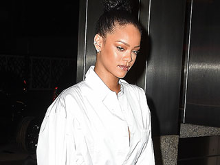 Rihanna and Drake Step out Together for Second Night After Drake Professed His Love at VMAs