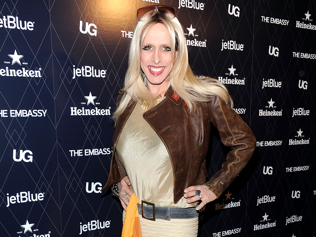 pictures of the transgender alexis arquette