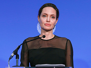 FROM EW: Angelina Jolie in Talks to Star in Afghanistan War Drama Shoot Like a Girl