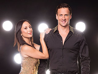 Cheryl Burke Reveals What She Tells 'Nervous' Ryan Lochte Before Each Dance