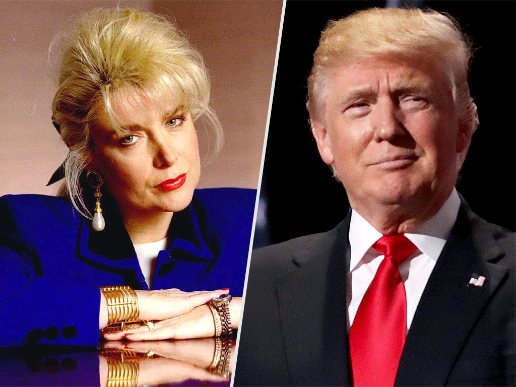 Trump Says He Might Bring Bill Clinton s Rumored Former Mistress to Debat
