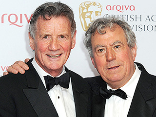 Michael Palin Says Watching Terry Jones Cope with Dementia Has Been 'Painful to Watch'