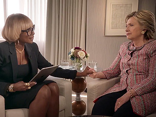 5 Things We Learned from Hillary Clinton's Revealing Sit-Down with Mary J. Blige