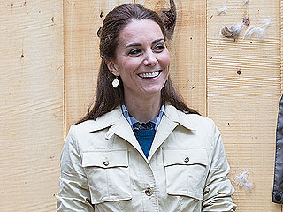 Princess Kate Channels Prince Charles (Yes, Prince Charles) on Canadian Tour