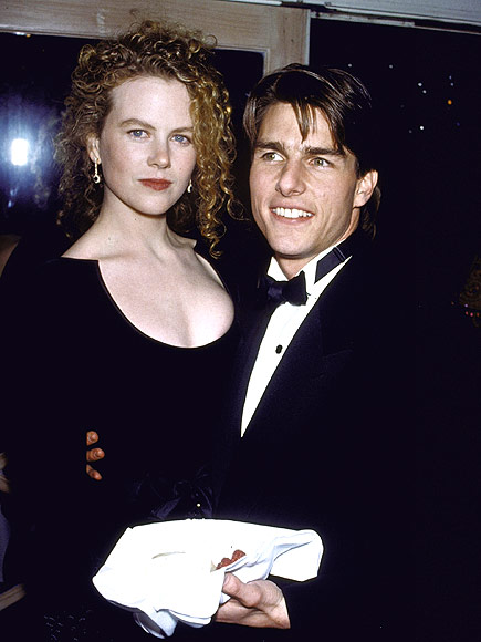 Nicole Kidman on Marrying Tom Cruise at Age 23: 'I Look Back Now and I'm Like,