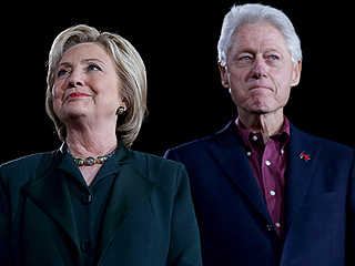 Bill Clinton Opens Up About How Hillary Has Weathered Personal 'Heartbreaks and Disappointment'