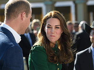 William and Kate's Weirdest Canada Tour Moment So Far (Phallic-Shaped Clam, Anyone?)