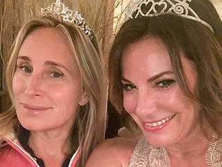 She's Getting Married! Luann de Lesseps Parties with RHONY Cast at Her Bridal Shower