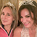 Luann de Lesseps Parties with RHONY Cast at Her Bridal Shower
