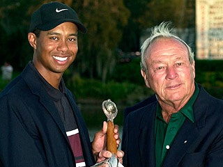 FROM GOLF: Tiger Woods Pays Tribute to Arnold Palmer – 'It's Hard to Imagine Golf Without You'