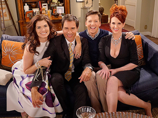 Will & Grace Is Back! Get a First Look at the Cast in a Special Reunion