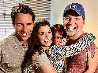 They're with Her: The Mystery Behind the Will & Grace Reunion Is Solved!