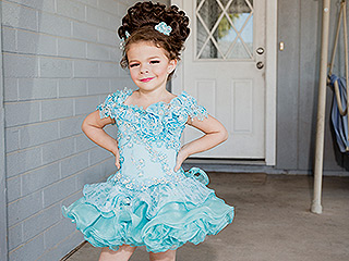 Toddlers and Tiaras Star: Cancer Survivor to Pageant Princess